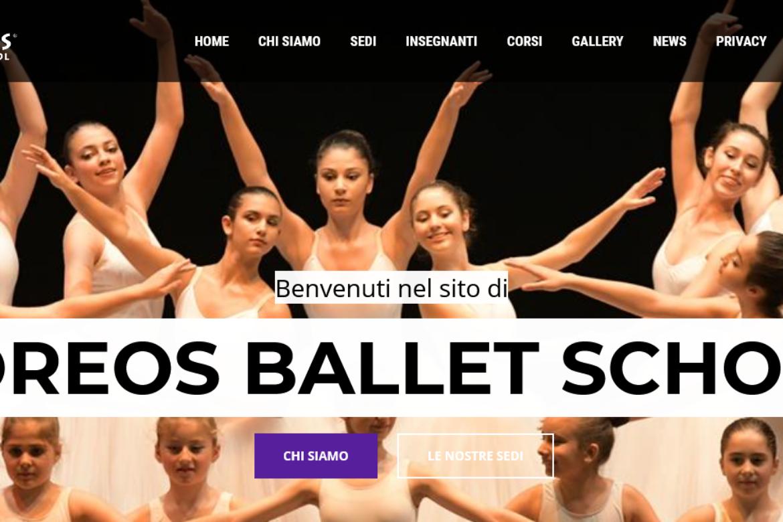 koreos ballet school